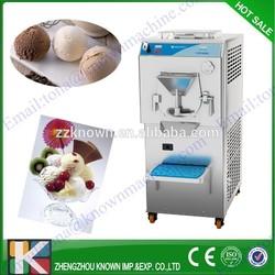 Batch Pasteurization Machine/Combined Gelato Batch Freezer & Pasteurizer