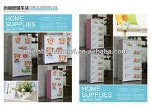 Happiness International designed Fabric Covered Storage Bins