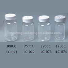 plastic medical bottle
