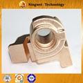 Bronze de silice sol coulée produit, analyseur de métaux précieux
