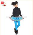 crianças fantasia mini saias e calças com laço para meninas 2015 primavera atacado