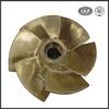 Copper alloy marine propeller