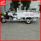 2014 new 3 wheel kavaki motorcycle / 3 covered motorcycle power wheels gas engine