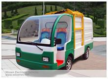 electric rear loader garbage truck &mini rear dump garbage truck WS-Z300