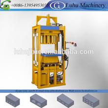 C25 tiger concrete block machine at6