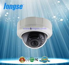 Longse Office/Factory/Store/Airport 1080P 2.0 Megapixel 1/3 Inch COMS Network Onvif Dome IP Camera