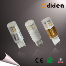2700k dimmable g9 led light bulb dimmable 2700k