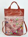 famosa marca de bolsos de imitación digital más popular de impresión bolsa de las niñas
