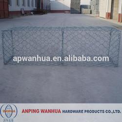 Competitive price anping hexagonal gabion mesh ISO9001 factory
