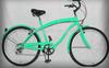 Beach Cruiser Beach Bicycle Steel Chopper Bicycles for Men
