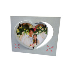 Heart Shaped Picture Album Photo Frame