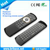 Best price 2.4G mini Infrared remote control smart tv wireless keyboard air mouse made in China