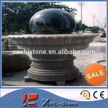 Factory Price Rotating Granite Ball Fountain