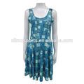 baratos tamaño más mujeres 2014 ropa mujer vestido de verano casual de las señoras vestidos de imágenes