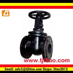 gate valve bevel gear operated