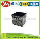 Open top storage box , storage bin with handle