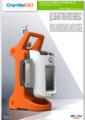 Cwh-2020 aprobado por la ce máquina de vida-apoye uci para ambulancias