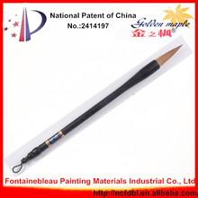 High Quality Chinese writing brush Various type Calligraphy Brush pure weasel hair writing brush M1