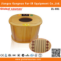 carbon miracle heat infrared foot total sauna