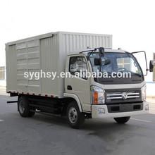 Dongfeng Dual Fuel Van Transport Vehicle