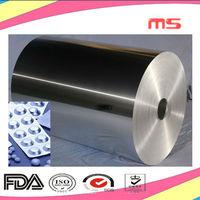 8021 roll type aluminum foil for capsules package foil