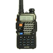 BF-UV5RE 5W 128CH UHF + VHF FM VOX DTMF VOX Offset Dual Band Two-Way Radio Walkie Talkie