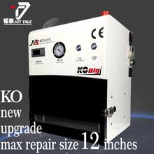 New Arrival KO-03 phone screen repair machine for replacing damaged LCD front screen glass lens lcd laminating machine