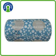 Promotion large size color salt stickers,printed waterproof bath salt bottle label