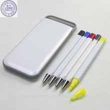 multifunction ball pen and pencil,Advertising pen ball pen