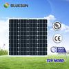 High efficienct best price mono solar panel 18v 60w