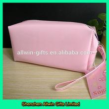 High Quality Makeup Pink Color PVC Case