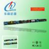 shenzhen high quality led tube driver ac100-277 led driver 24V t8 red tube tuv tube led tube 8 tube animal tube.driver