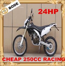 24 HP 250CC Racing Motorcycle