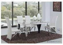 AH2190 Modern luxury furniture /Luxury dining table