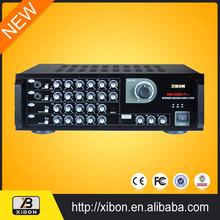 karaoke system pro switching amplifier box speaker high power amplifier