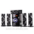 Nóng bán 5.1ch stereo loa đa phương tiện với usb sd fm