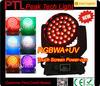 new products on china marke RGBWA UV 36x18w moving head laser light