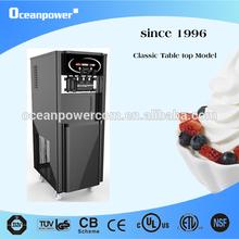 OP238EC ETL, NSF,CE,CB Approved Soft Serve Ice Cream & Frozen Yogurt Machine