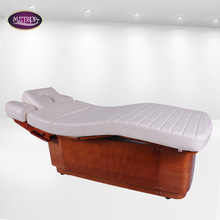 Newest Wooden Electric Facial Bed For Sale/Facial Bed With Price