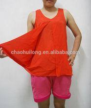 Hot sell china made ladies short sleeve chiffon blouse