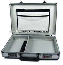 hot sale ! silver aluminum laptop computer case KL-TC116