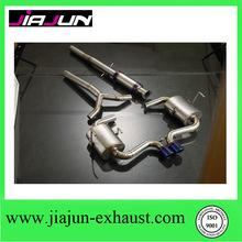 factory wholesale exhaust for mini cooper S R53