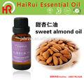 Aceite de almendras dulces natural de la venta