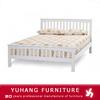 Children bedroom furniture wooden double bed bunk bed