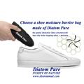 الايكولوجية الطبيعية-- ودية غير سامة أكياس السوبر المضادة للرطوبة الأرض دياتومي، حقيبة حاجز الرطوبة، الأحذية امتصاص الرطوبة