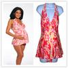 2014 Custom design maternity swimsuit maternity swimwear