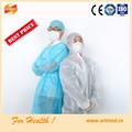 A produção médica/cirúrgica descartável vestido/enfermagem vestido