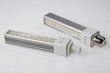 Caliente venta e27 led de la lámpara plc 2014 caliente