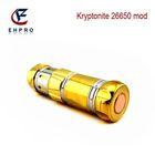 Ehpro e cig wholesale 26650 mod, Kryptonite ecig mod 26650 fit 18650/26650