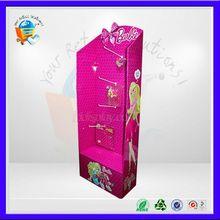 Customize cardboard pop pallet display display pet store